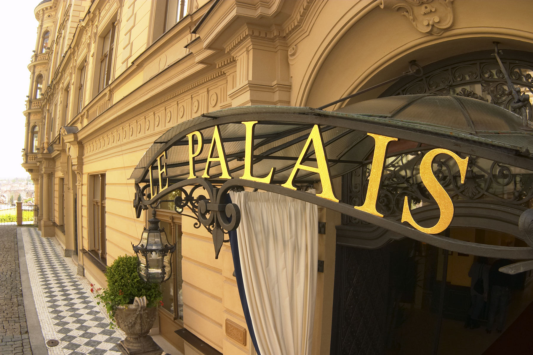 Festival Has Started A Cooperation With Le Palais Hotel Film Music Prague
